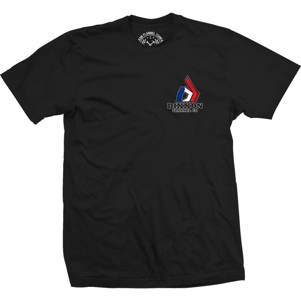PRIVATEER T-SHIRT BLACK - MENS