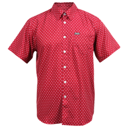 LUMBERGH SHORT SLEEVE BUTTON UP - MENS