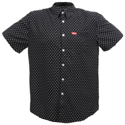 MILTON SHORT SLEEVE BUTTON UP - MENS