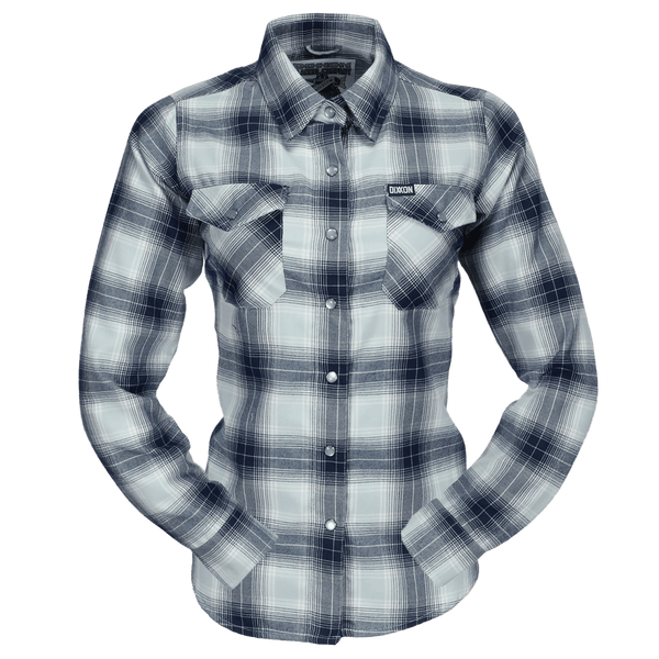 UNDERTOW FLANNEL - WOMENS