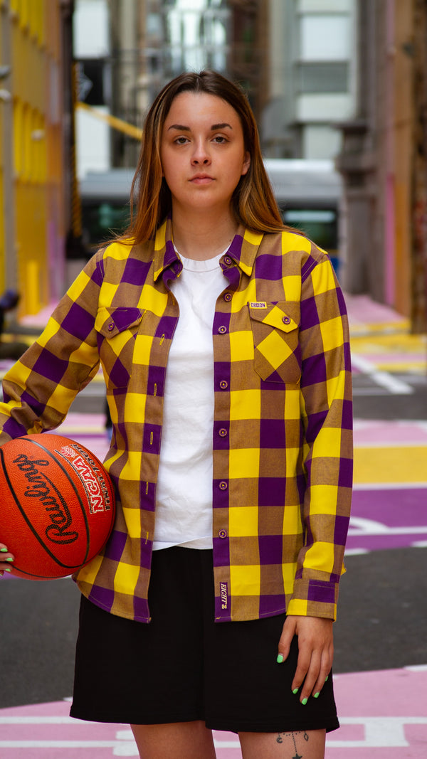 MAMBA FLANNEL - WOMENS