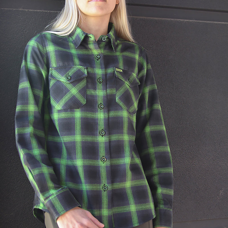 SLIMER FLANNEL - WOMENS