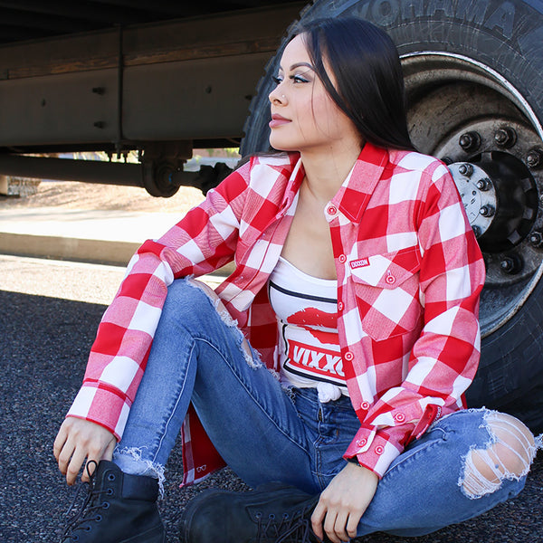 OTTO FLANNEL - WOMENS