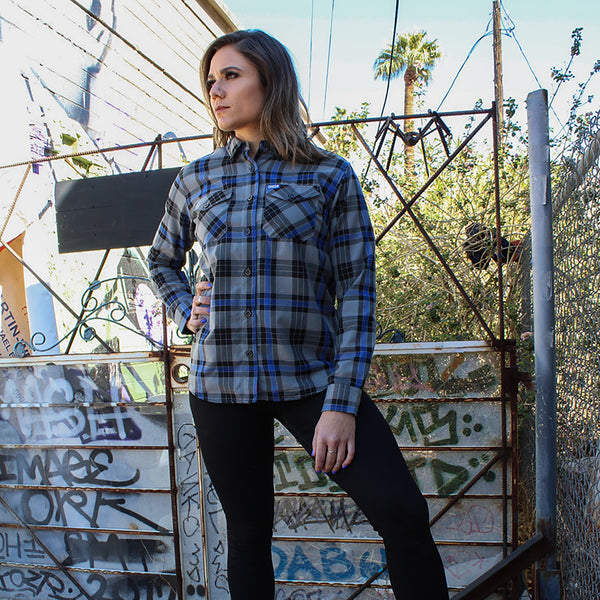 SHOREMAN FLANNEL - WOMENS