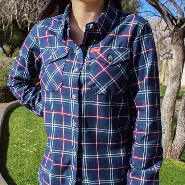 TORRANCE FLANNEL - WOMENS