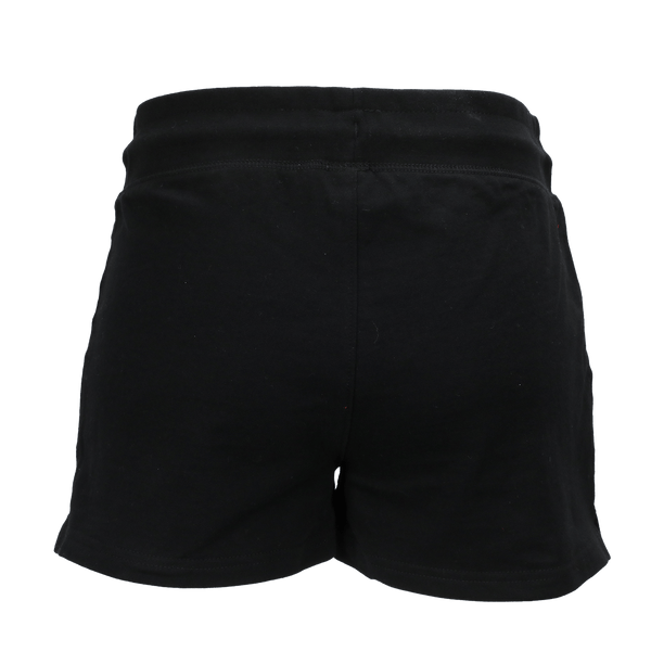 VIXXON TERRY SHORTS BLACK - WOMENS