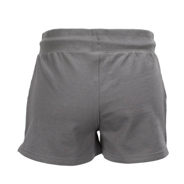 VIXXON TERRY SHORTS CHARCOAL - WOMENS
