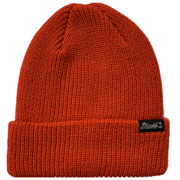 DOCK BEANIE RED