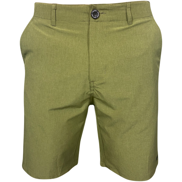 HYBRID SHORTS O.D. GREEN - MENS