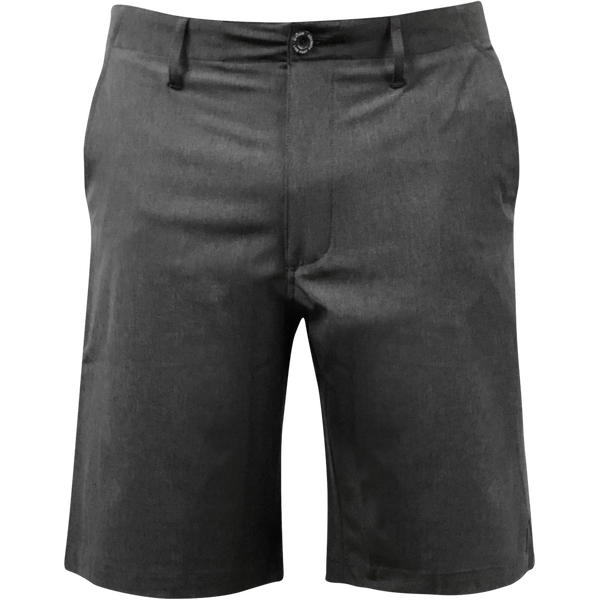 HYBRID SHORTS GREY - MENS