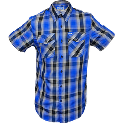 BANZAI BAMBOO SHORT SLEEVE BUTTON UP - MENS