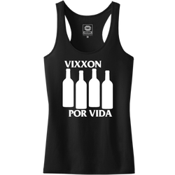 VIXXON FLAG TANK BLACK - WOMENS