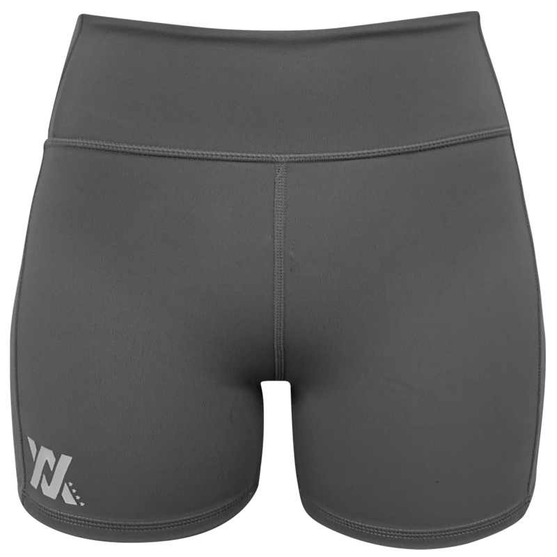 VIXXON TECH SHORTS DARK GRAY - WOMENS