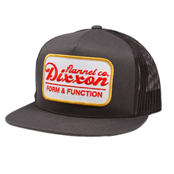 ROAD SIDE TRUCKER HAT BLACK/GREY/WHITE