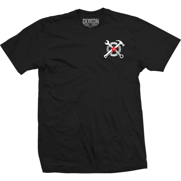 STANDARD T-SHIRT BLACK - MENS