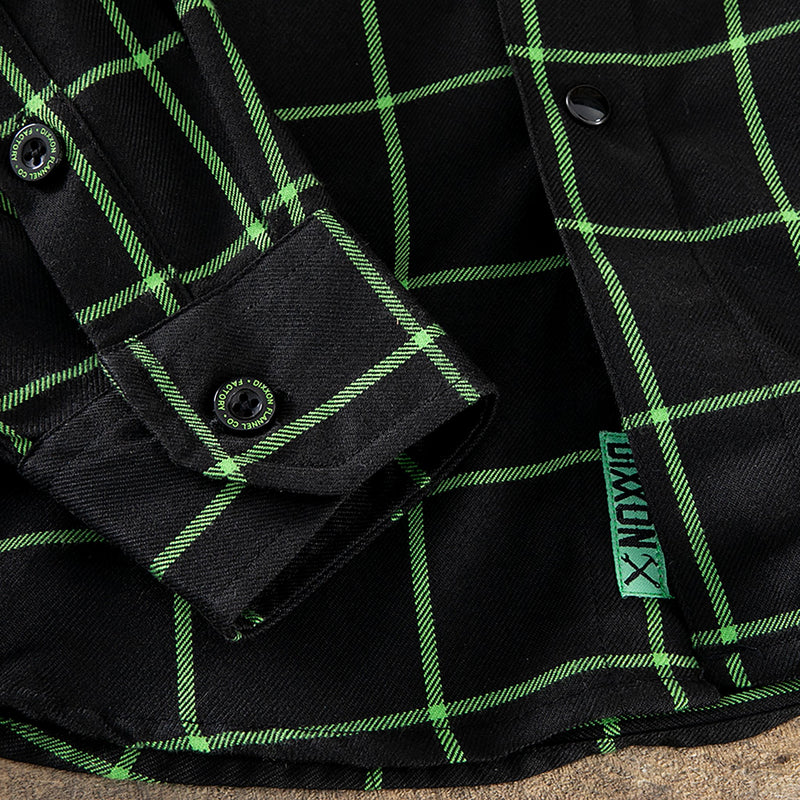 FACTORY FLANNEL - WOMENS