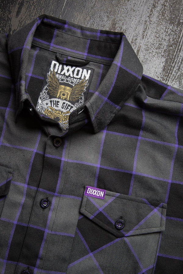 THE GIFT FLANNEL - MENS