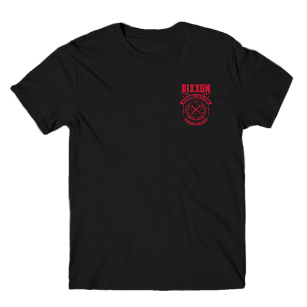 WELD T-SHIRT BLACK - MENS