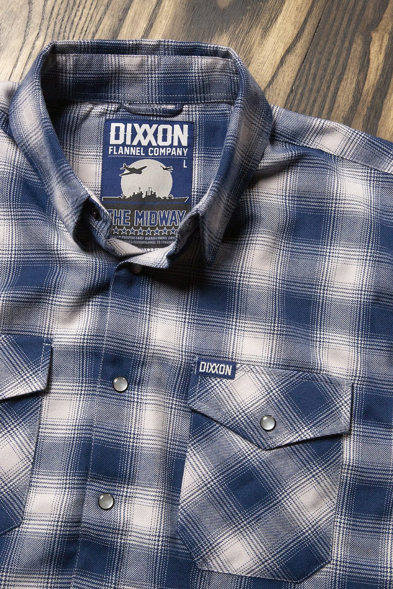 MIDWAY FLANNEL - MENS