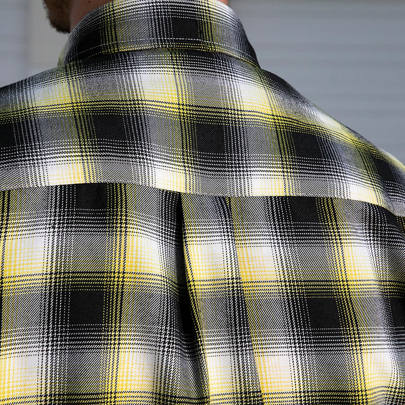 MOONEYES FLANNEL - MENS