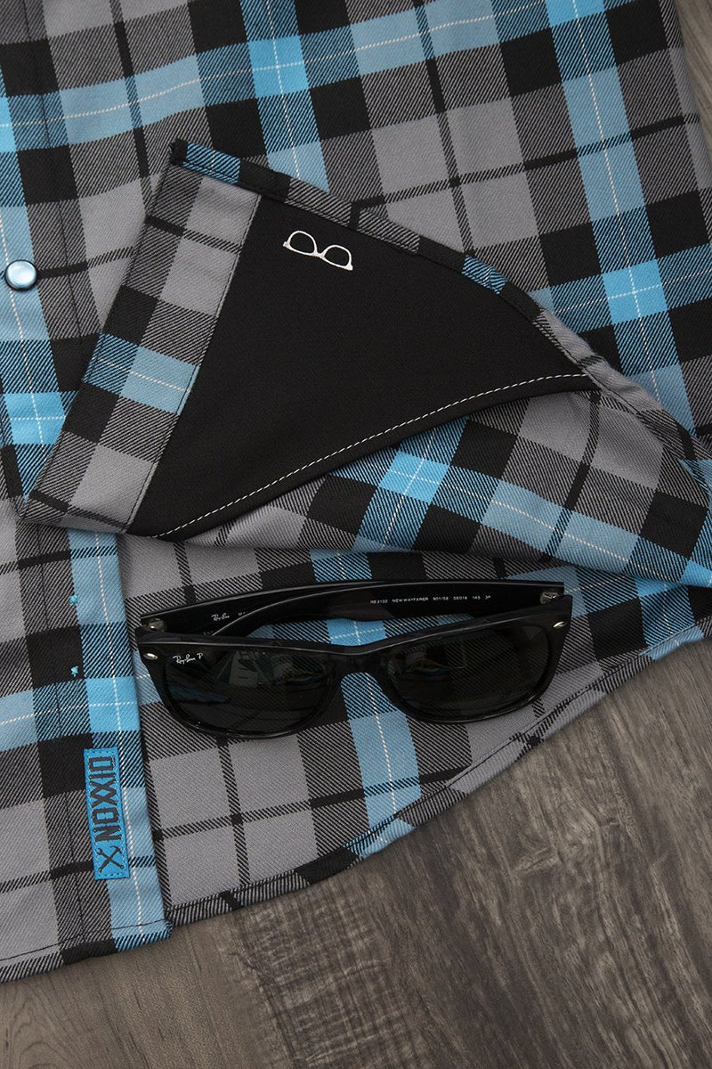 OBCEAN FLANNEL - MENS