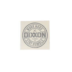 "DIXXON 5"" CORPO DYE CUT STICKER"