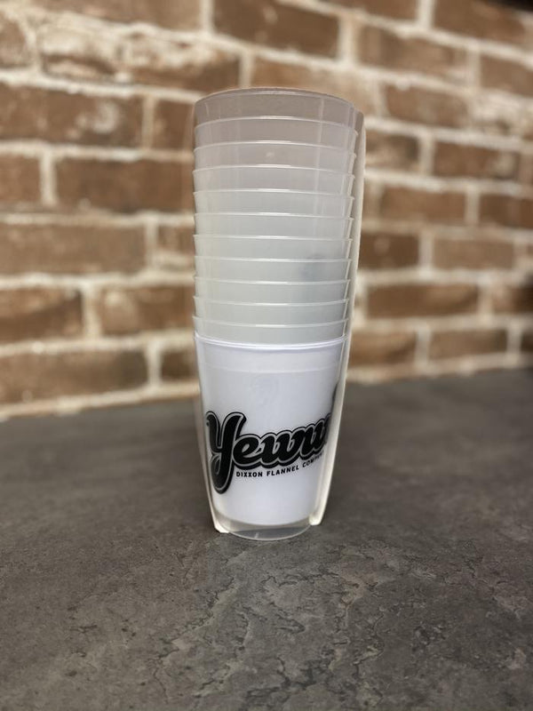 YEWW! PARTY CUPS - 12 PACK