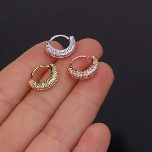 Ear Piercing Body Jewelry Hoop Cartilage Earring