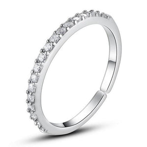 Eternity Zircon Ring