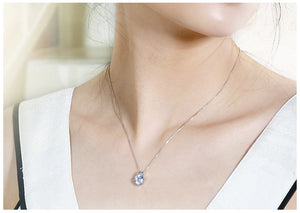 Classic Simple Pendant Necklace
