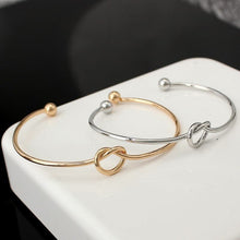 Load image into Gallery viewer, Knot Cuff Bangles