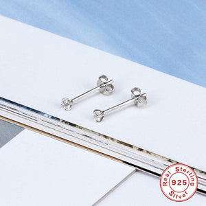 Sterling Silver Mini Studs Earring