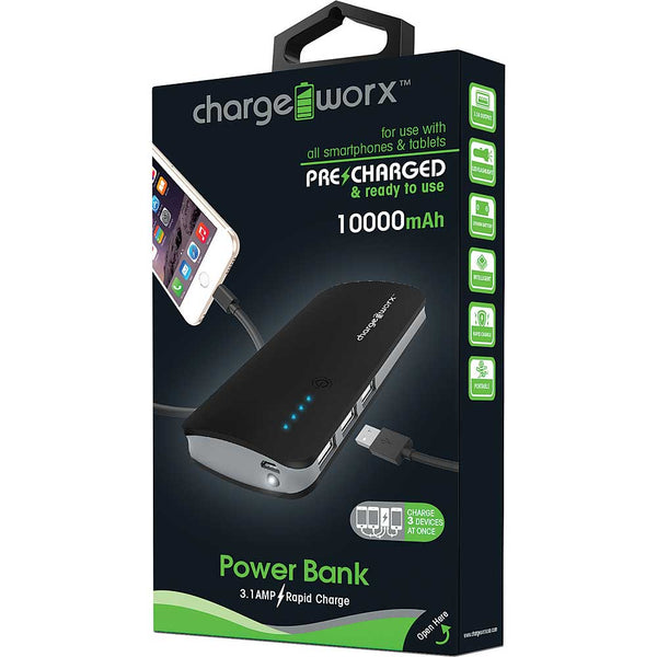 POWERBANK,10000mah,3.1A