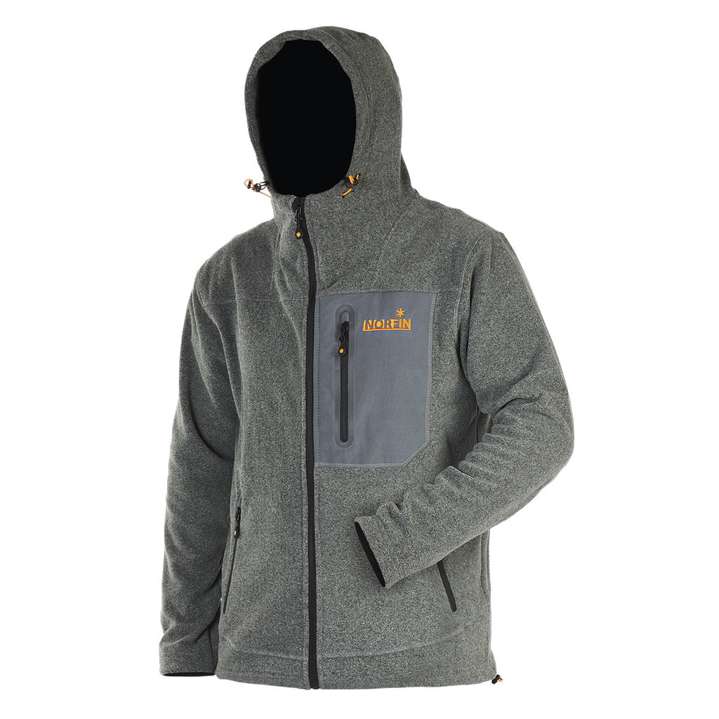 ONYX FLEECE JACKET