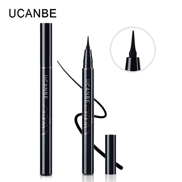 UCANBE Cool Black Ink Liquid Eyeliner