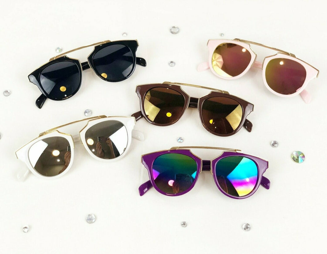 Taste of Gold Kids Sunglasses