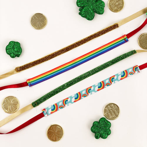 Lucky elastic chokers