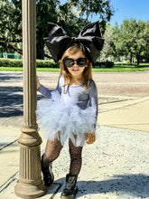 Load image into Gallery viewer, Gray Long Sleeves TUTU