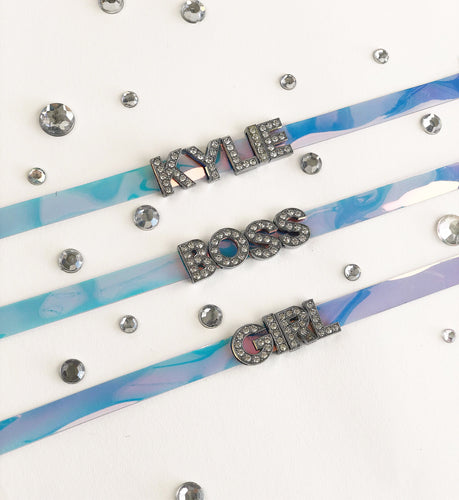 Personalized Chokers