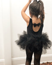 Load image into Gallery viewer, black velvet tutu