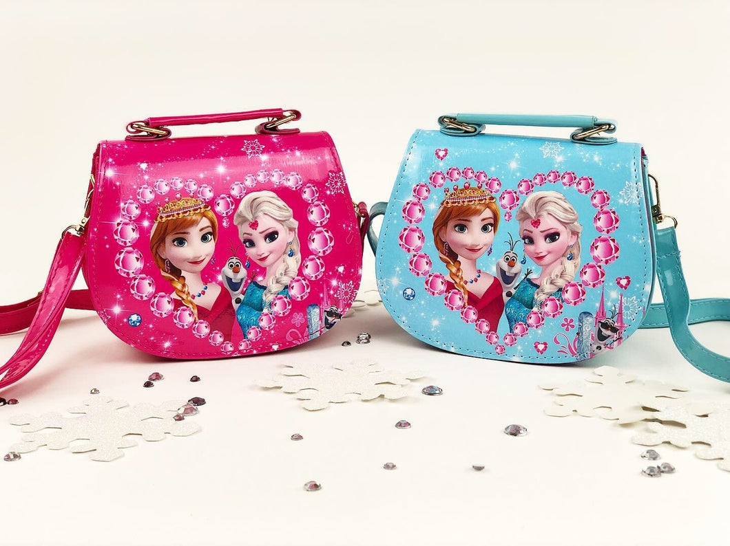 Frozen Kids Purse (2 color options)