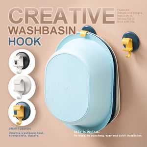 Creative Washbasin Hook