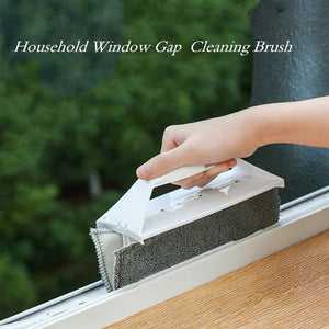 Household Window Gap  Cleaning Brush