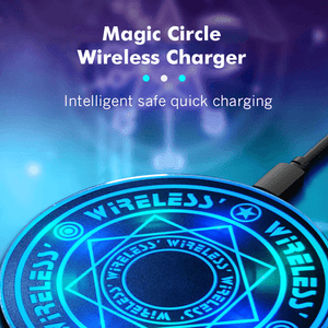 (50% OFF Now!!!)Magic Array Wireless Charger
