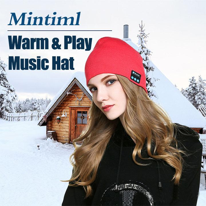 Mintiml Warm Music Hat