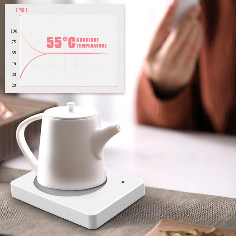 55°C Constant Temperature Coaster