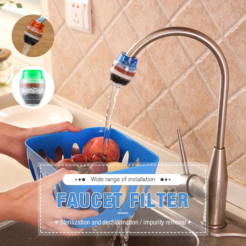 Faucet Filter(buy one get one free)