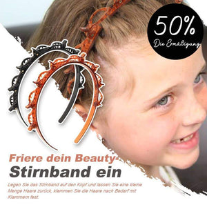 (50% OFF)Simple styling headband