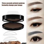 Eyebrow Powder Stamper Seal Kit