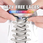 Lazy Free Laces(One pairs)